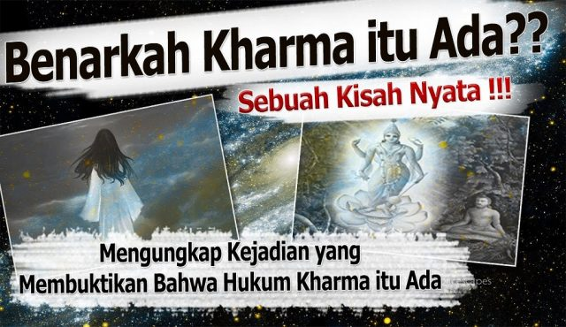 Hukum Sebab Akibat Ajaran Agama Buddha Disebut Karma