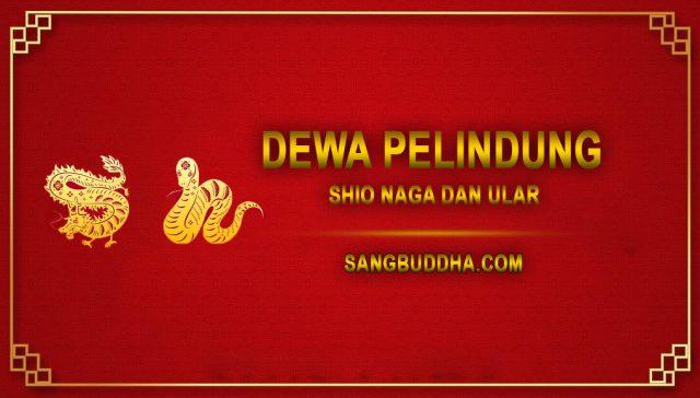dewa pelindung shio naga dan ular