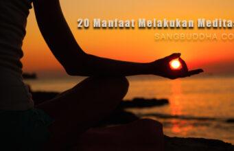 20 manfaat didalam bermeditasi