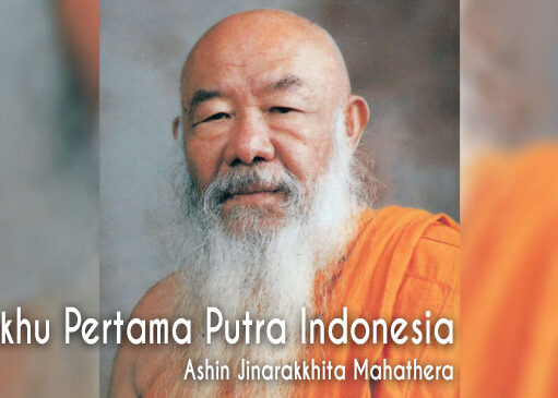 bhikkhu pertama putra indonesia